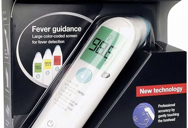 Braun Forehead Thermometer Digital New BFH-125 BFH